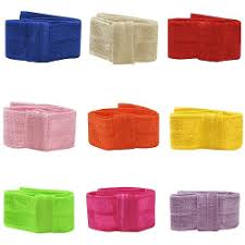 elastic headbands glitter elastic headbands