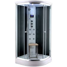 eden steam showers blog archive larvik quadrant steam shower