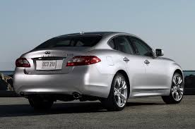 infiniti m review and photos