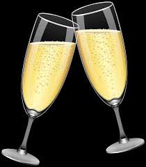 champagne silhouette png wedding champagne glasses png clip art best web clipart