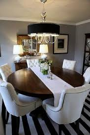 Open Plan Dining Room Located Beside A Large Kitchen Features A - Dining kitchen table
