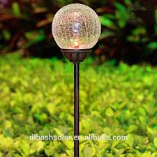 solar crackle glass ball lights solar crackle glass ball lights