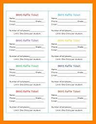 avery raffle ticket template avery raffle ticket template renew