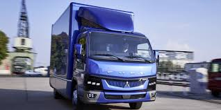 mitsubishi truck canter mitsubishi fuso to begin truck production in india targets middle