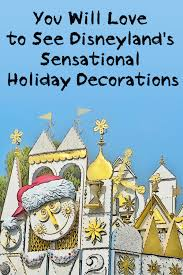 disneyland hours thanksgiving in photos disneyland u0027s spectacular christmas decorations