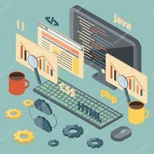 programmer stock vectors royalty free programmer illustrations