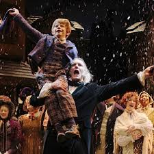 vip packages for a christmas carol tickets west end