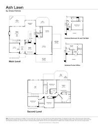 drees home floor plans ash lawn