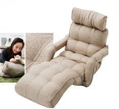 floor folding lounger chair color adjustable recliner living room