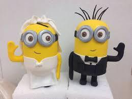 minion wedding cake topper www matrimoniopartystyle it il trova location su misura per voi
