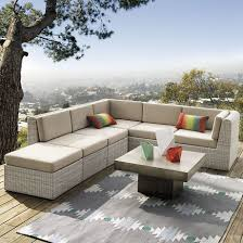 Crate And Barrel Outdoor Rug 10 Outdoor Rugs That Bring Summer Style Home