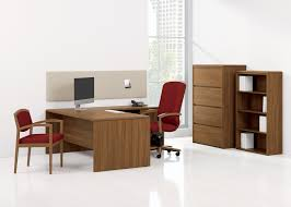 Glass Office Desks Otbsiucom - Used office furniture cleveland