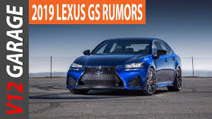 lexus station wagon news 2019 lexus gs redesign specs and release date youtube