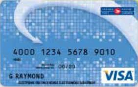reloadable credit cards visa carte prepayee rechargeable postes canada post visa