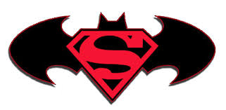 image superman batman logo png dc database fandom powered