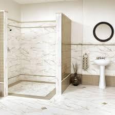 ideas for bathroom tiles on walls bathroom interior white marble bathroom tile wall connected by
