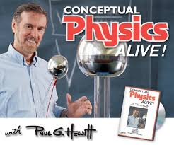 conceptual physics alive heat