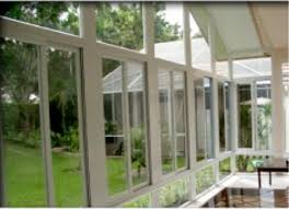 Outdoor Glass Room - services