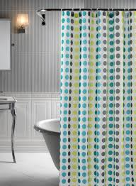 Gray And Teal Shower Curtain 19 Best Shower Curtains Images On Pinterest Aqua Fabric Shower