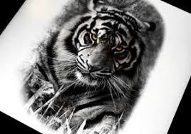 tiger designs back ideas