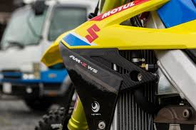 tested 2018 suzuki rm z450ws works special motocross feature