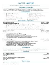 F B Manager Resume Sample Customer Service Resume Summary Examples Resume Example And Free