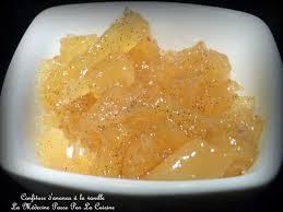 la m馘ecine passe par la cuisine confiture d ananas à la vanille la médecine passe par la cuisine
