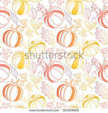 thanksgiving typographyseamless pattern bright pattern stylized