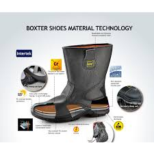 buy safety boots malaysia boxter esd high ankle safety shoe malaysia size 4 12 uk 38 46