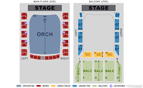 the modell lyric baltimore tickets schedule seating chart