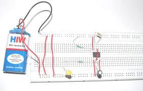 flashing led circuit diagram using 555 timer ic