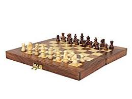Chess Table Amazon Buy Desi Karigar Wooden Handmade Chess Board Small Chess Pieces