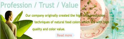 natural colors and natural food coloring organic natural food