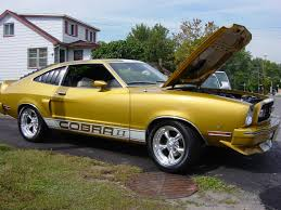 1976 mustang cobra 2 ford mustang cobra 2 1976 car autos gallery
