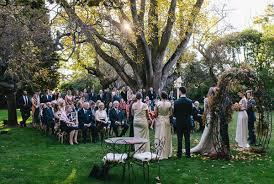 outdoor fall wedding ideas 5 fabulous fall outdoor wedding ideas
