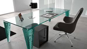 bureau table verre bureau table verre meuble asiatique lepolyglotte concernant table de
