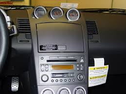How To Put An Aux Port In Your Car 2003 2005 Nissan 350z Car Audio Profile