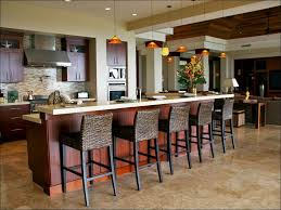 kitchen vtwo tier island countertop small l shaped kitchens