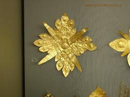 mycenaean jewelry pictures and photo collection from museums