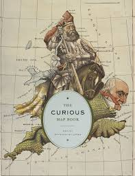 Book Map The Curious Map Book Baynton Williams