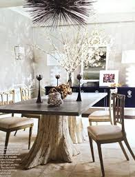 Pictures For A Dining Room by Tree Trunk Dining Table Singapore Marvelous Trestle Dining Table
