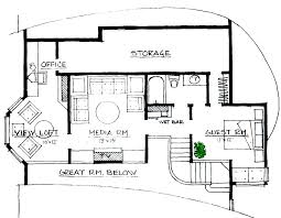 space saving house plans rustic lodge space efficient solar and energy efficient house plan