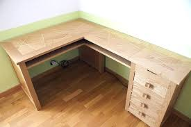 bureau d angle en pin bureau d angle fly bureau d angle fly amazing meuble informatique