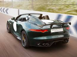 jaguar cars f type jaguar f type project 7 official pistonheads