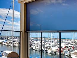 Retractable Curtains Best Outdoor Blinds Awnings U0026 Shutters Abc Blinds