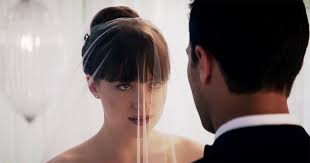 dakota wedding band fifty shades freed teaser trailer shows wedding danger and