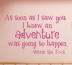 winnie the pooh quote vinyl wall decal children s vinyl winnie the pooh quote vinyl wall decal children s vinyl lettering nursery vinyl wall art