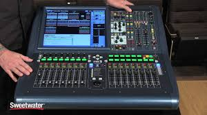 midas console midas pro1 digital mix console review sweetwater sound
