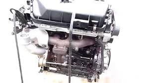 renault master g9u a 754 2 5 dci engine youtube