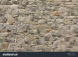 modern textured grey yellow stonewall made stock photo 457350766